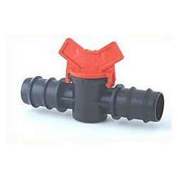 - Watering - Shut-off valve for 25 mm PE-Tube