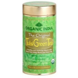 - Hanfshop - Organic India Tulsi Tea - mit Grüntee