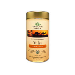 - Hanfshop - Organic India Tulsi Tea - mit Ingwer