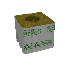 Cutilene - Substrates - Cube 7,5cm with 40 mm Hole 10 pc.