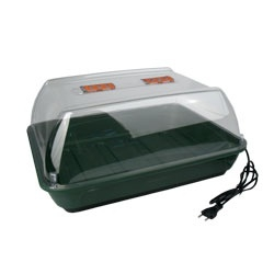 - Seeds & Cuttings Supplies  - Indoor Greenhouse with heater XL