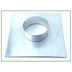 - Accessories - Wall Flange 125 mm