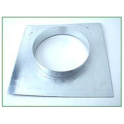 - Accessories - Wall Flange 250mm