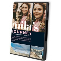 Mila´s Journey DVD