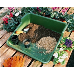 Garland Potting Tray, green 61 x 55 x 20 cm