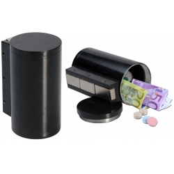 Magnetic Stash Container