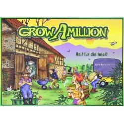 Grow A Million Brettspiel