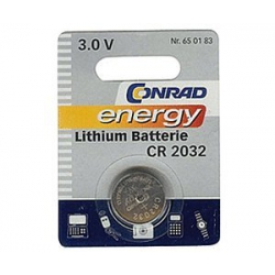 Battery Lithium CR 2032 3 Volt