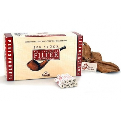 Filtre Charbon active Stanwell 9mm 200pc.