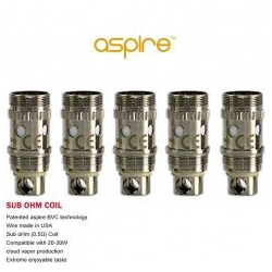Aspire Atlantis replacement Atomizer - 0,5 Ohm
