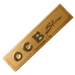 OCB Premium Gold Slim King Size