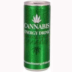 Cannabis Energy Drink - 6x250ml