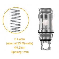 Aspire Triton replacement Atomizer
