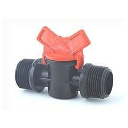 "Shut-off valve 3/4""  auf 3/4 ""(Ext.Thread)"