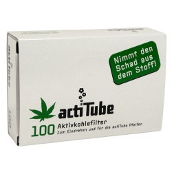 ActiTube Activ Charcoal-Filter 100 pc.