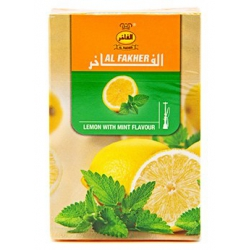 Al Fakher Lemon Mint