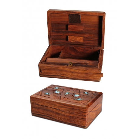 kavatza stone joint box aus holz vision of hemp. Black Bedroom Furniture Sets. Home Design Ideas