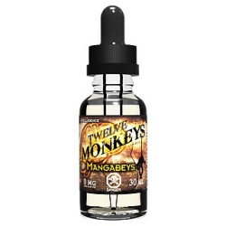 Twelve Monkeys - Mangabeys - 30ml