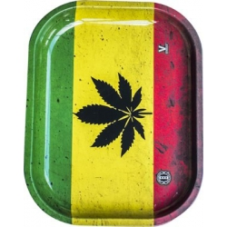 V-Syndicate Rasta Leaf Tray