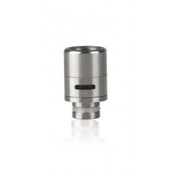 Wide Bore SS Drip Tip