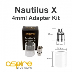 Aspire - Nautilus X 4ml Adapter Kit