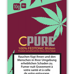 CPure - Fedtonic