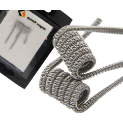 Geek Vape Staggered Fused Clapton SS316L