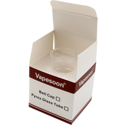 vapesoon Pyrex Glass Tube 2ml for Ello