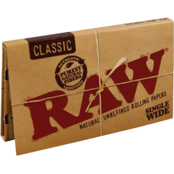 RAW Classic Single Wide Double