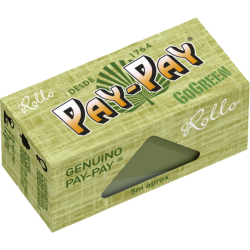 Pay-Pay Go Green Rolls