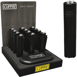 Clipper Matt Black