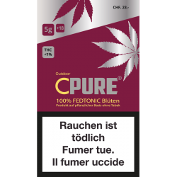 CPure FedTonic Outdoor 5g