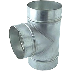 T-Connector for  3x 125 mm