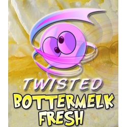 Twisted Vaping Bottermelk Fresh 10ml