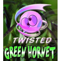 Twisted Vaping Green Hornet 10ml