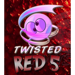Twisted Vaping Red 5 10ml