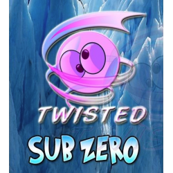 Twisted Vaping Sub Zero 10ml