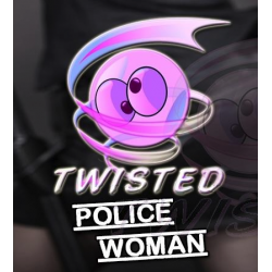 Twisted Vaping Police Woman 10ml