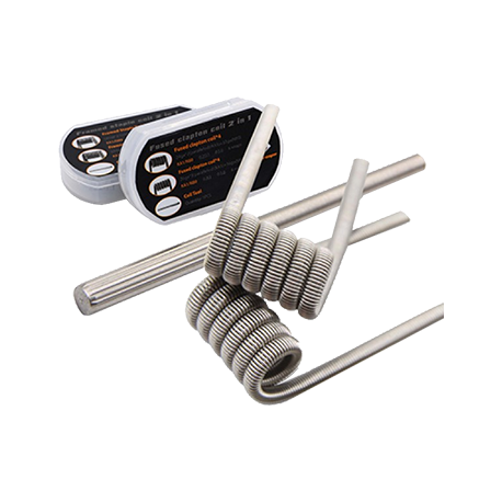 GeekVape Fused Clapton Coil 2 in 1 (0.25Ω + 0.3Ω)