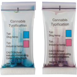 Cannabis Typification