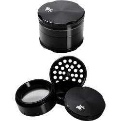 Black Leaf Grinder New Edge 50 mm 4-tlg
