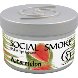 Social Smoke Watermelon